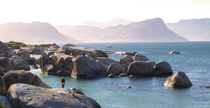Boulders beach parking