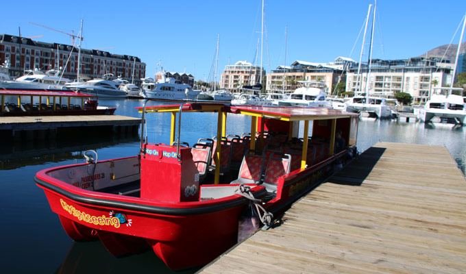 City Sightseeing Boat