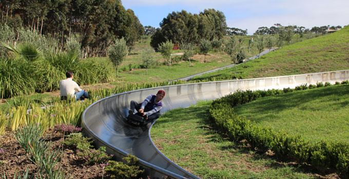 Cool Runnings Tobbogan Park