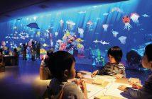 Team Lab Future Park - Sketch Aquarium