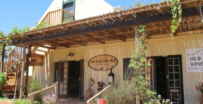 Imhoff Farm Free Range Farm Shop