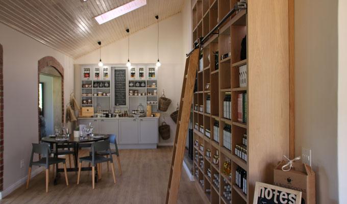 La Bourgogne Restaurant Franschhoek