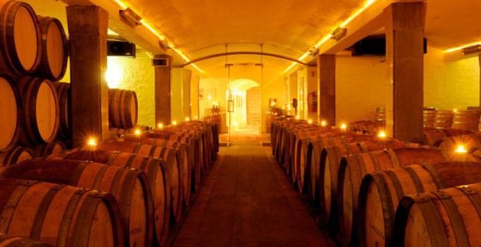 Lanzerac Cellar