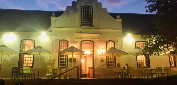 Neethlingshof – a wine estate with a very special story.