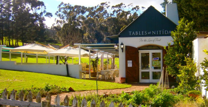 Nitida Wine Estate