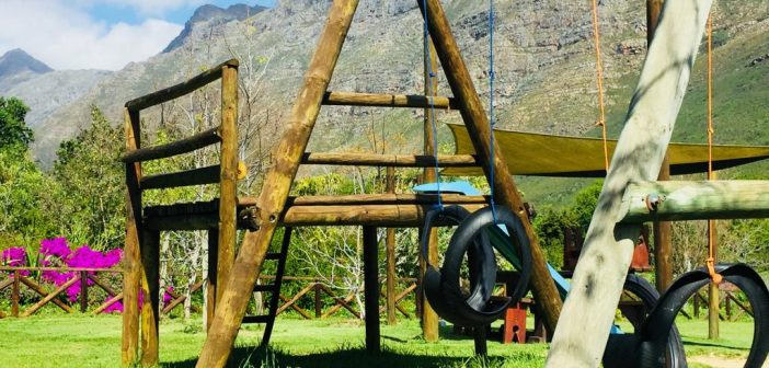 Ride-In Cafe: Fabulous family destination in the Winelands