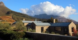 Cape Winelands Tokara