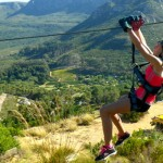 Table Mountain Zipline